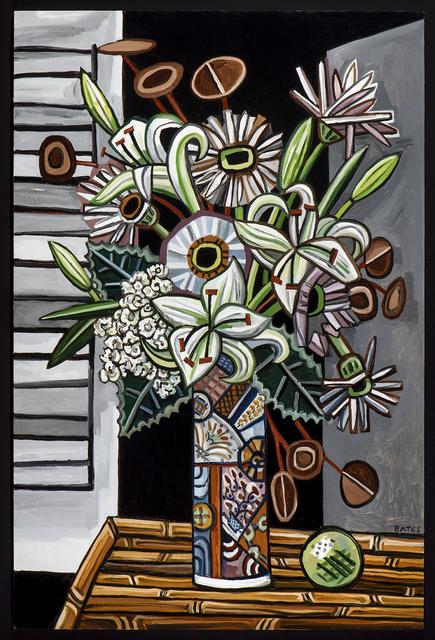 , 'Night Flowers II,' 2016, Talley Dunn Gallery