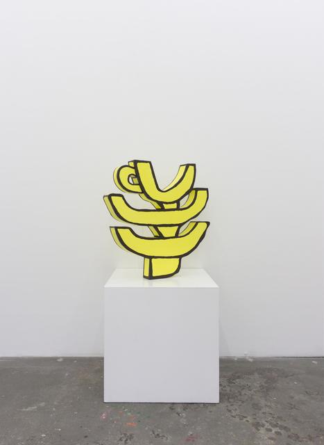 Soeren Behncke, 'Alphabet - Stack ', 2018, V1 Gallery