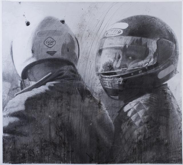 , 'Alien and Predator.  ,' 2017, Marina Gisich Gallery
