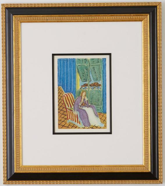 , 'The Matisse Collection-Seven Works of Art,' 1948, Leviton Fine Art