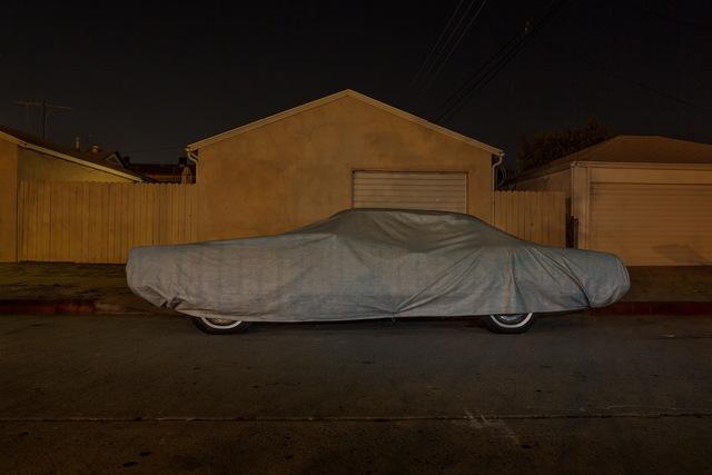 , 'Sleeping Car, Collins Street,' 2013, Fahey/Klein Gallery