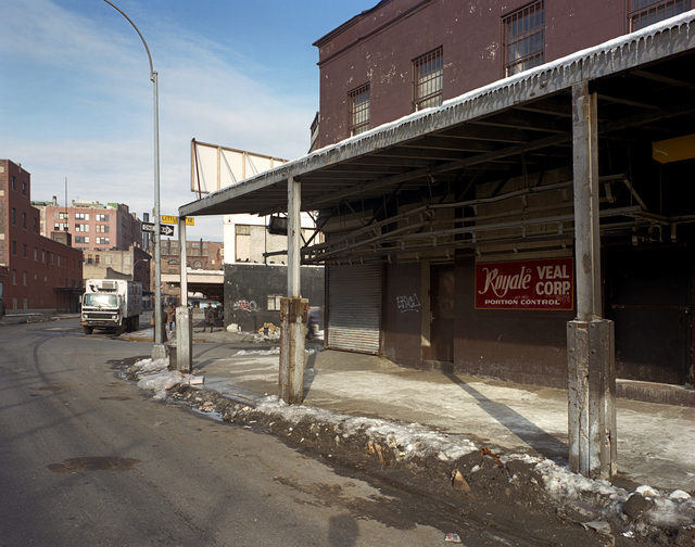 , 'Washington and Little West 12th Street, 1985,' 1985, Dillon + Lee