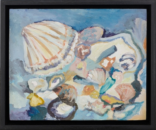 , 'Pakiri Shells,' 2015, Tim Melville Gallery