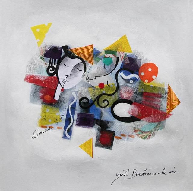 , 'Douceur infinie,' 2016, Eden Fine Art