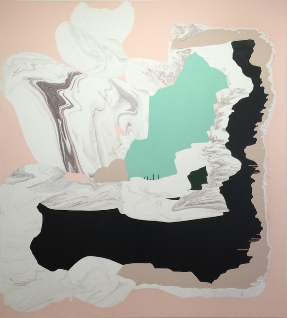 , 'Politics of paint #2,' 2016, Piermarq