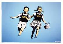 Banksy, 'Jack & Jill', 2005, ArtLife Gallery