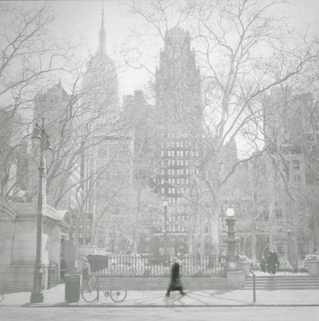 , 'Bryant Park, New York,' 2004, Photography West Gallery