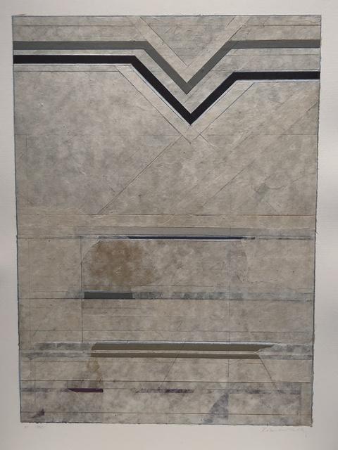 "Robert Kelly, '""Proximities XXIV""', 1980, Anders Wahlstedt Fine Art"