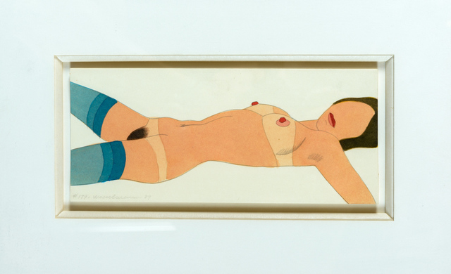 Tom Wesselmann, 'Study #179', 1989, Corridor Contemporary