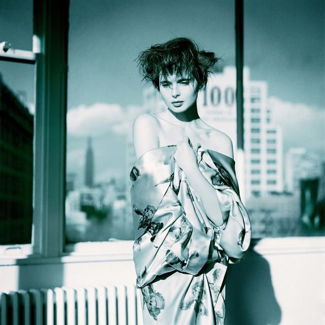 , 'Isabella Rosselini, Kimono, New York,' 1988, Fahey/Klein Gallery