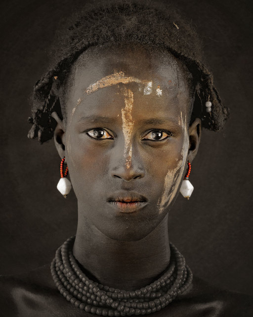 , 'XIV 379 Dassanech Tribe, Omorate Village, Southern Omo, Ethiopia - Dassanech, Ethiopia,' 2011, Willas Contemporary