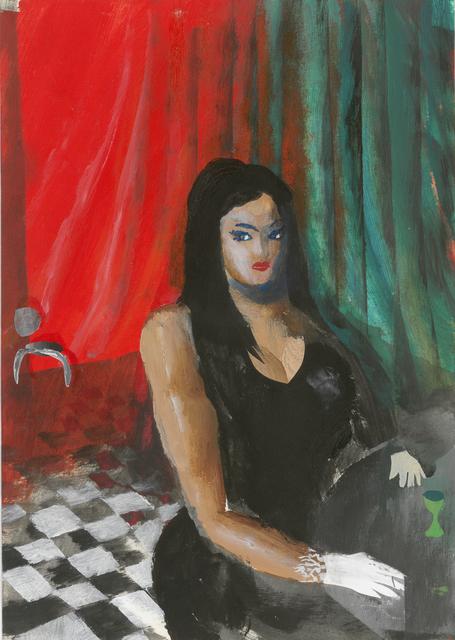 , 'Luzide,' 2016, Galerie Kleindienst