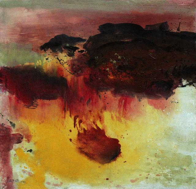 , 'Falling,' 1985, PARKVIEW ART Hong Kong