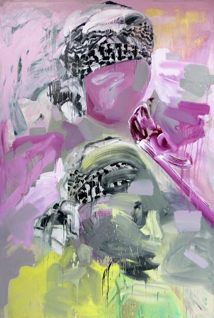 , 'Two Heads,' 2014, Matthew Rachman Gallery