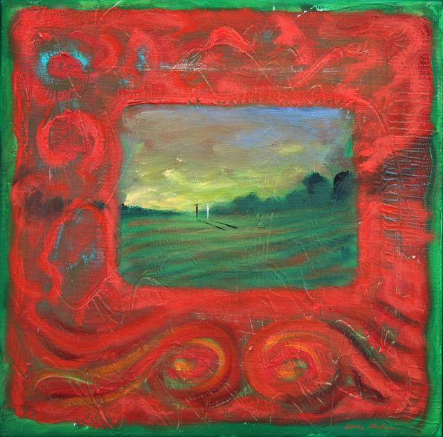 , 'Landscape,' , Ashok Jain Gallery