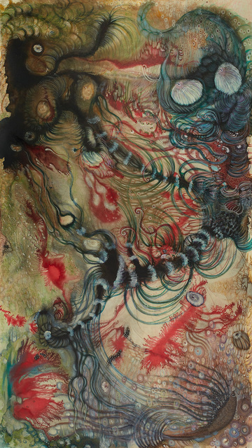 , 'Sea Spells,' 2018, Cavin-Morris Gallery