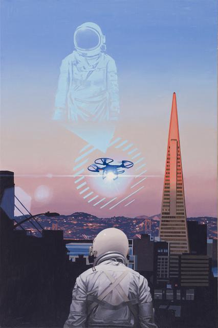 , 'Drone,' 2018, Spoke Art