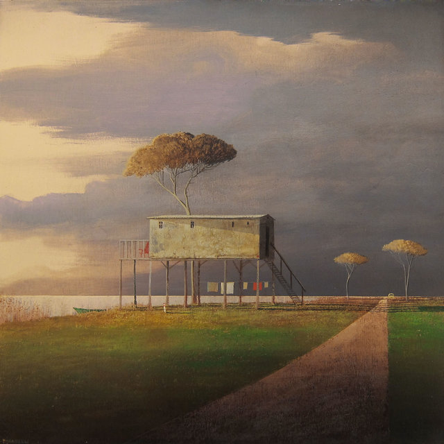, 'Gli alberi d'oro,' , GALERIA JORDI BARNADAS