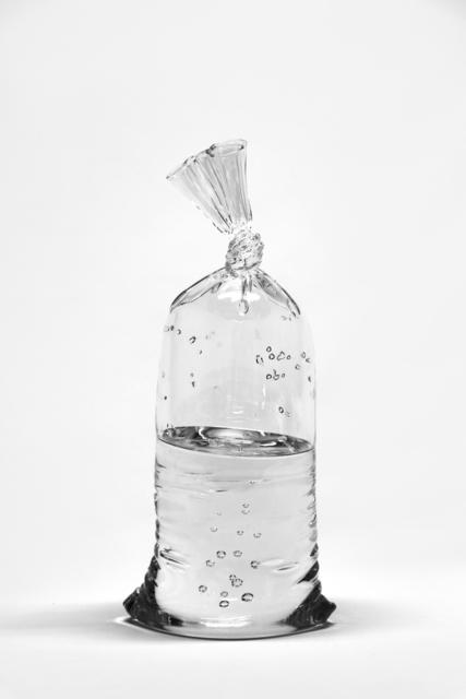 , 'Water Bag H2O/SiO2 (GP#07),' 2018, Galerie Palü