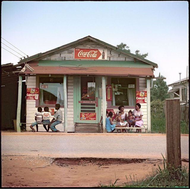 Gordon Parks, 'Store Front, Mobile, Alabama, 1956', 1956, Rhona Hoffman Gallery