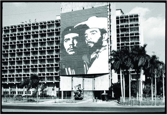 , 'Plaza de La Revolution, from the Cuba series,' 1981, Galleria Raffaella Cortese