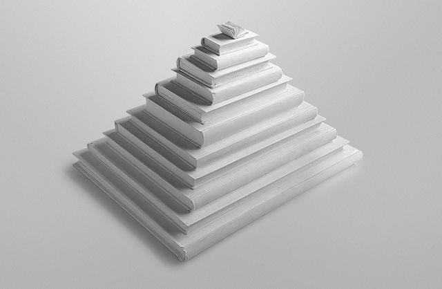 Lorenzo Perrone, 'Piramide/ Cercando di Raggiungere il Cielo (Pyramid/Trying to Reach the Sky)', 2014, Galleria Ca' d'Oro