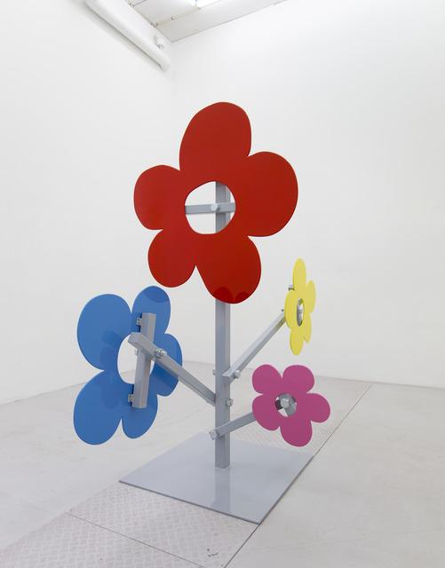 , 'Flower,' 2016, Nils Stærk