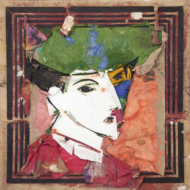 , 'Retrato con sombrero verde,' 2001, Opera Gallery