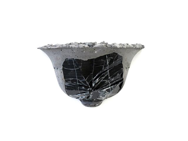 , 'mony pot (chinchilla),' 2016, Galerie Guido W. Baudach