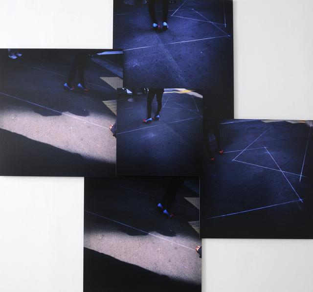 , 'Geometria do Desejo,' 2008, Galeria Filomena Soares