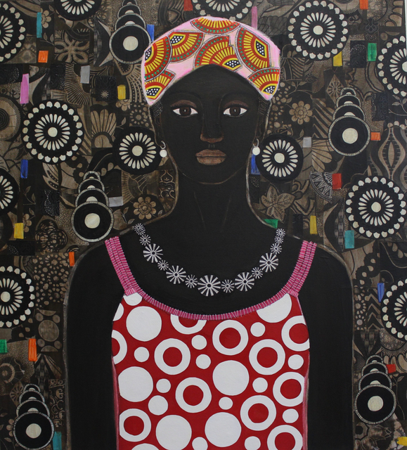 , 'Awa,' 2018, Rebecca Hossack Art Gallery