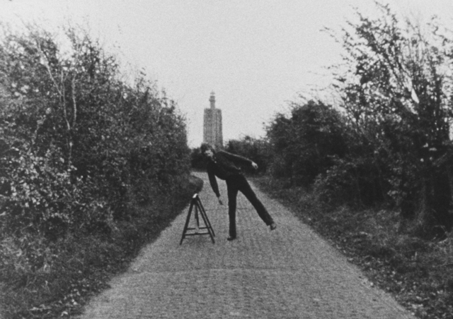 , 'Broken fall (geometric), Westkapelle, Holland,' 1971, Simon Lee Gallery