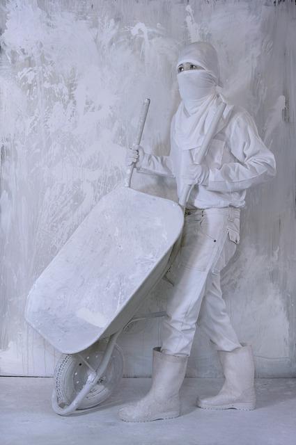 , 'Trabalhador de Cal,' 2014, Athena Contemporânea