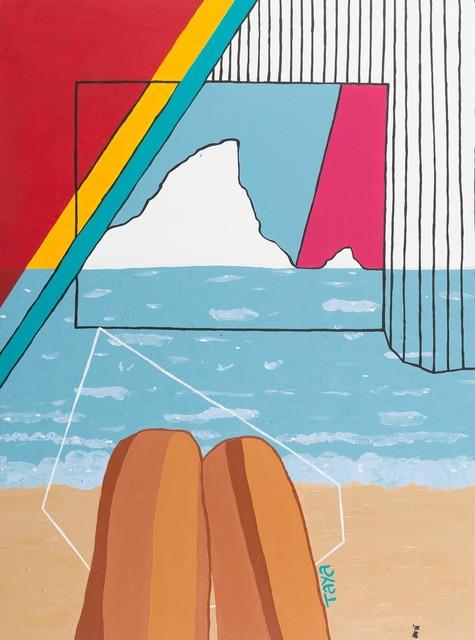 , 'Land Escape - Zion vs. Babylon (2),' , MOV'ART Gallery