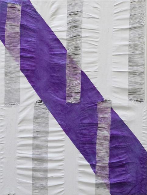 , 'Trama vinte e três,' 2015, Galeria Leme
