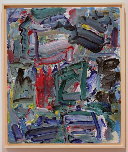 James Bohary, 'Sidy Fly Over City', 2010, Elizabeth Harris Gallery