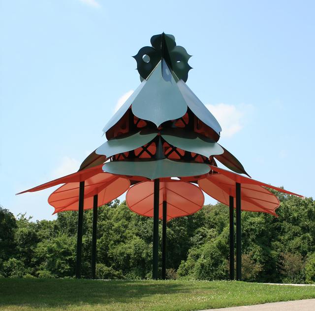 Frank Schwaiger, 'Leaf Pavilion', 2009, Bruno David Gallery