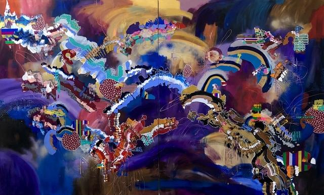 , 'Cosmic Obsessio,' 2019, Ro2 Art