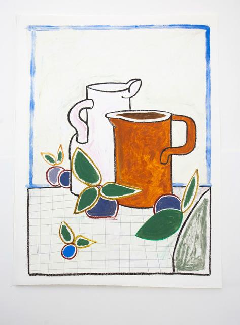 , 'Kitchen still life II,' 2019, Schönfeld Gallery