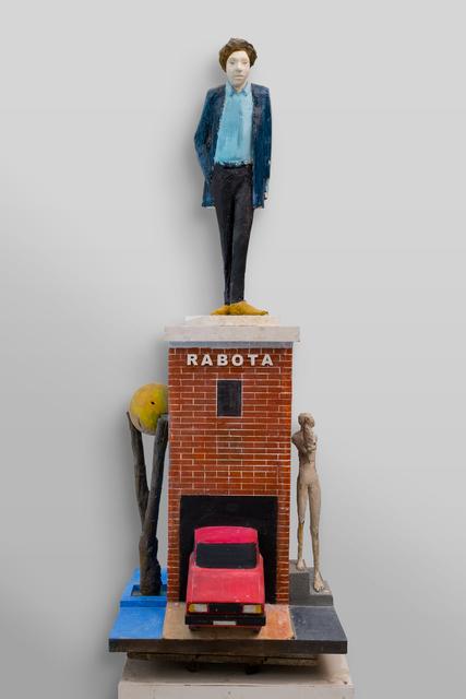 , 'Artist,' 2016, XL Gallery