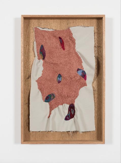 Brígida Baltar, 'Os hematomas (1)', 2016, Casas Riegner