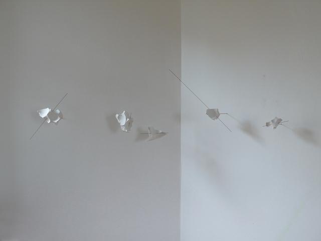 , 'Knuckles,' 2012, Pinksummer