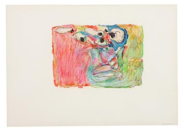 , 'Untitled,' 1978, Galerie Janine Rubeiz