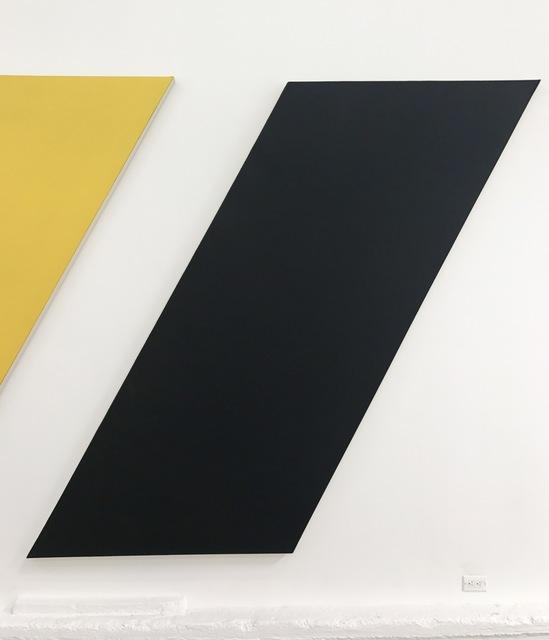 , 'Untitled (Black Apostrophe),' 2013, Spencer Brownstone Gallery