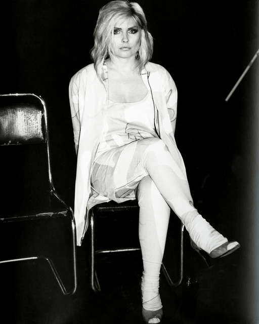 Andy Warhol, 'Andy Warhol, Photograph of Debbie Harry (Blondie), 1986', 1986, Hedges Projects