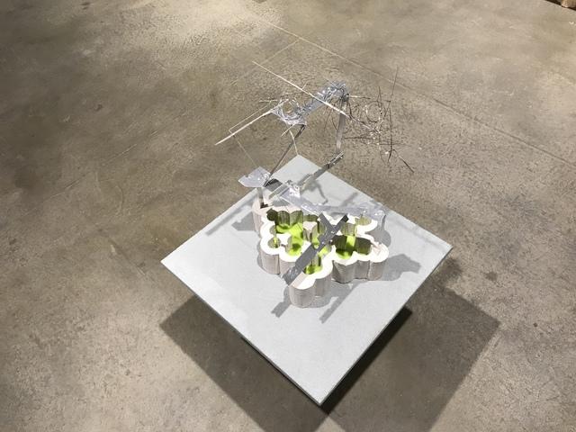 , 'Green Cenote,' 2017, Elizabeth Harris Gallery
