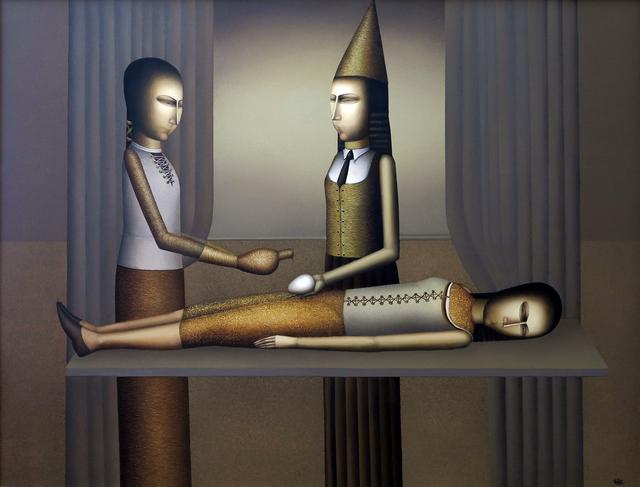 ", '""Performance"" / ""Performans"",' 2009, Galeri 77"