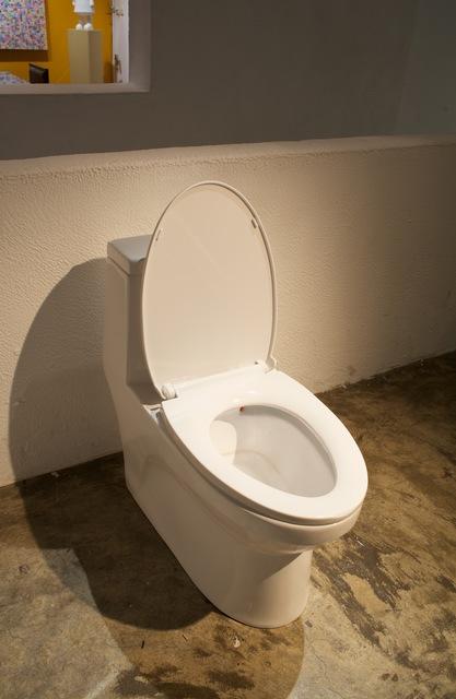 , 'Toilette Seat,' 2017, Double Square Gallery