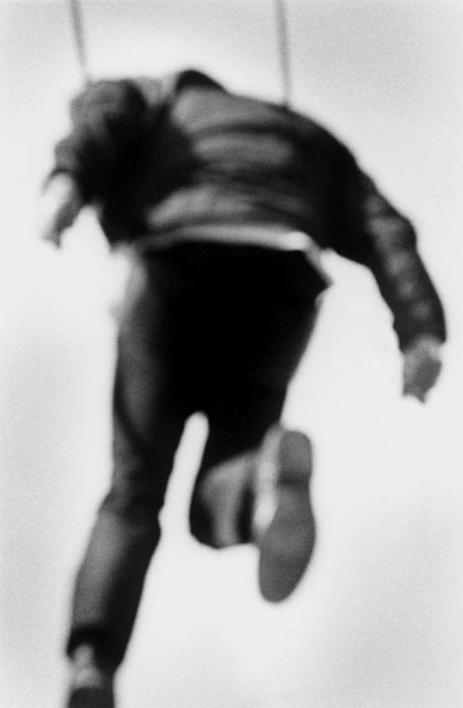 , 'Los Angeles, California - Jumping Man,' 2015, Galerie Thierry Bigaignon