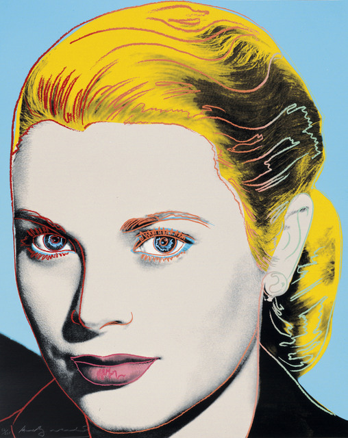 Andy Warhol, 'Grace Kelly', 1984, Zeit Contemporary Art